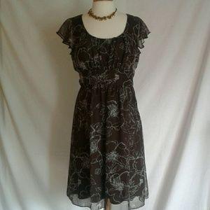 Woman's plus size dress, sz 14